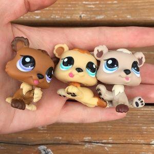 LPS Authentic Triplet Baby Bears Littlest Pet Shop